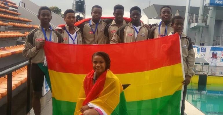 Ghana Wins 25 Medals In Senegal