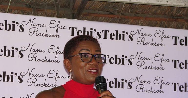 Poet Nana Efua Rockson Unveils New Book