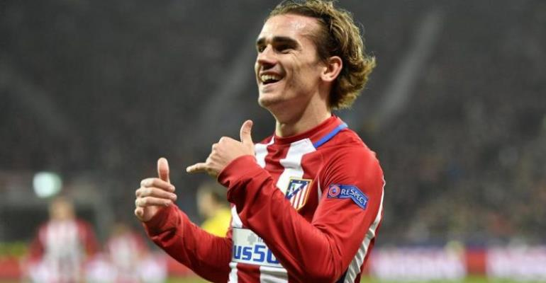Suarez convinced Barcelona signing Atletico Madrid attacker Griezmann