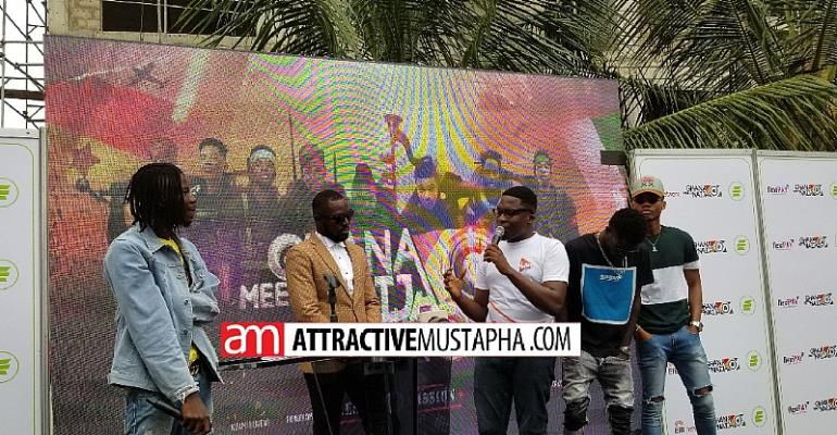We Need More Musical Shows To Boost Our Tourism -Stonebwoy