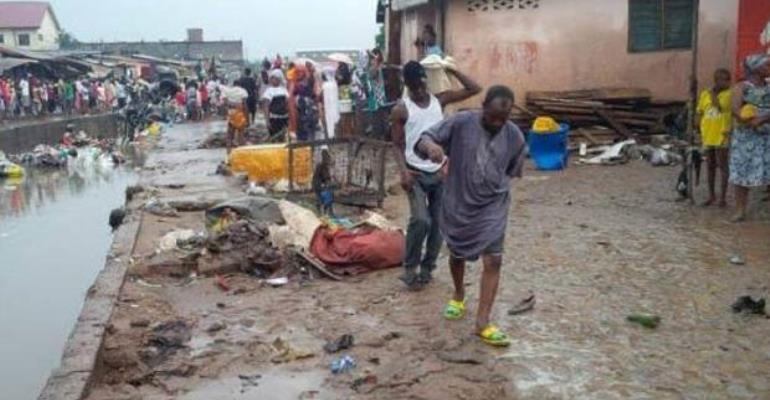 Rains Kill 74-Yr-Old Granny, 8-Yr-Old Boy