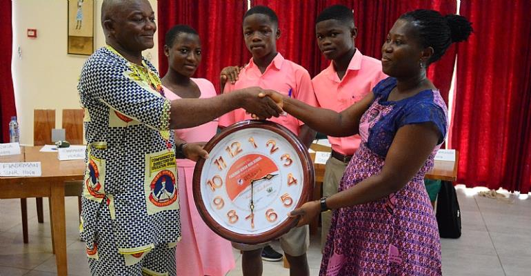 AngloGold Ashanti Organize Quiz Competition For Senior High Schools To Mark World Malaria Day