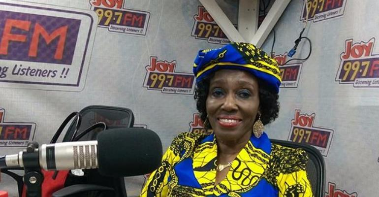 'I am happy there is a change of gov't' – Nana Konadu