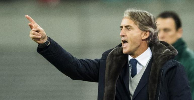 Roberto Mancini confirmed as new Italy head coach