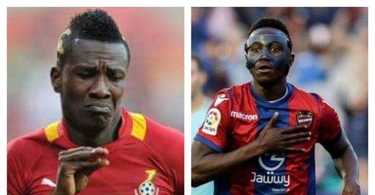 Asamoah Gyan Cautions Emmanuel Boateng Over Current Form
