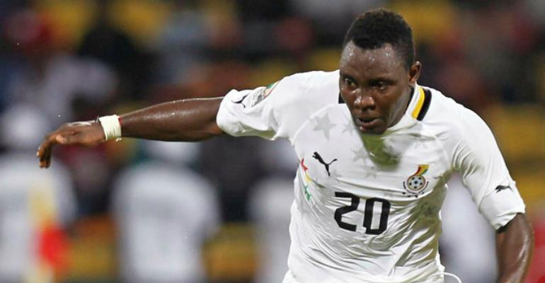 World Cup Collapse Not Good For Ghana - Kwadwo Asamoah