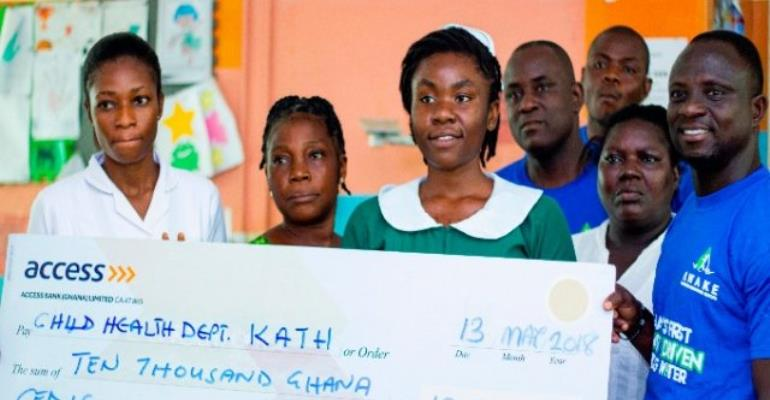 Awake Purified Drinking Water settles ¢10,000 bill of 30 mothers at KATH
