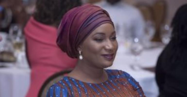 Second Lady Samira Defends Bawumia's Borrowing Mantra