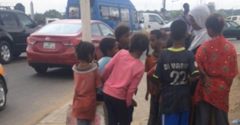Child Beggars To Be Put Into Orphanages
