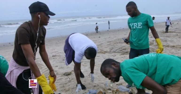 Environmental Youth Advocates Team Up With Norway Embassy