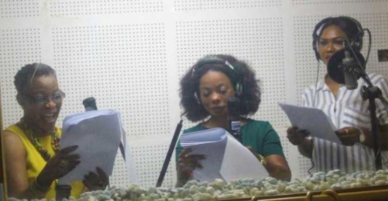 New Radio Drama, 'Solution' Airs On Adom FM
