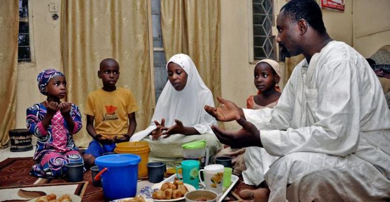 Five Healthy Eating Tips During Ramadan