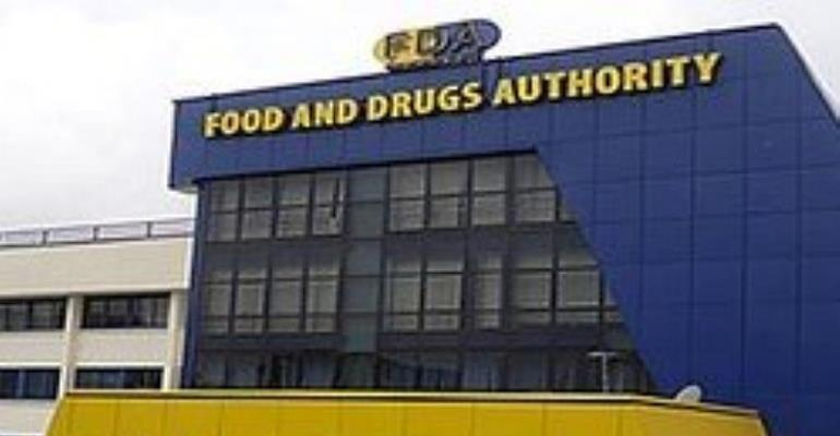 Food And Drug Authority Declare 'War' On Expired Products And Unauthorized Drugs