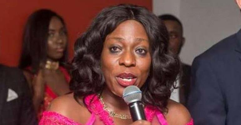 Catherine Afeku, Minister of Tourism, Arts & Culture