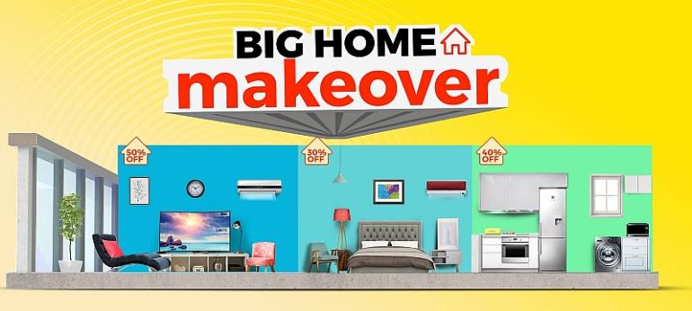 "Jumia Launches ""Big Home Makeover"" Campaign"