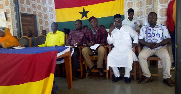 Assembly Members Confirm Techiman North DCE Nominee