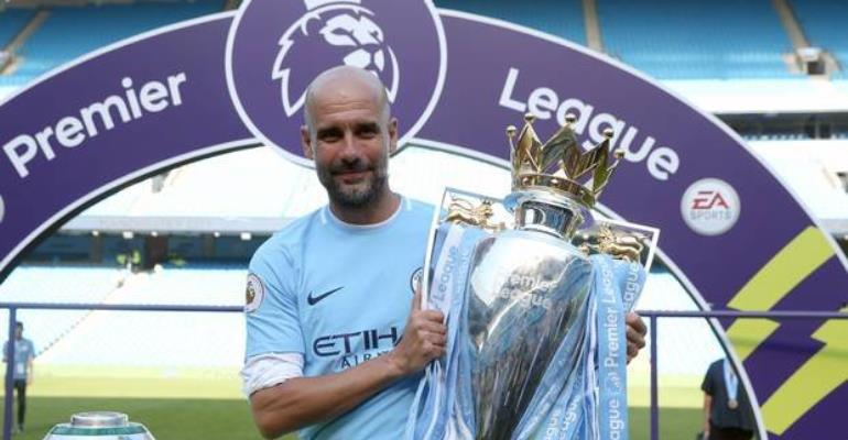 Pep Guardiola has signed a new contract at Man City