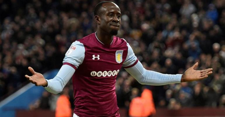 Adomah confident about Aston Villa Premier League promotion ahead of Fulham decider