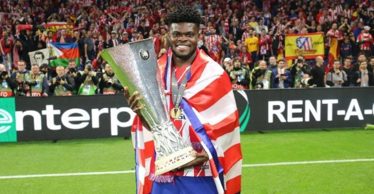FULL LIST: Partey Becomes Seventh Ghanaian To Cop European Trophy