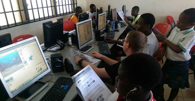 Airtel Ghana And Coderdojo Team Up To Empower Youngcoders And Programmers