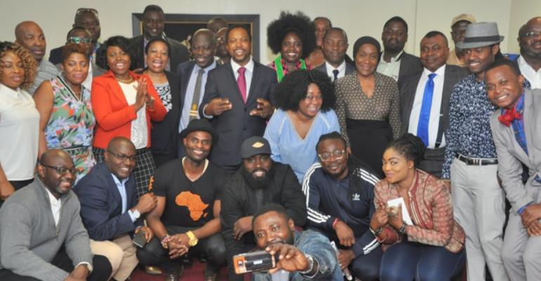 Ghana Chamber of Commerce, USA, Inc. Holds Inaugural Meeting in New York City