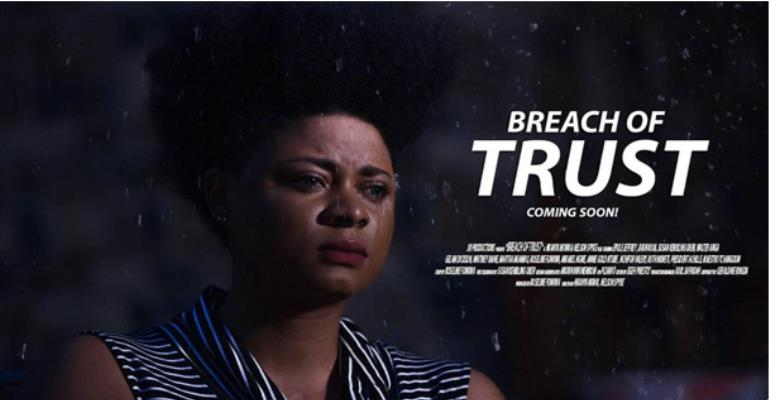 """Breach of Trust"" To Be Premiered In UK"