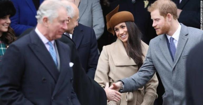 Prince Charles Will Walk Meghan Markle Down The Aisle