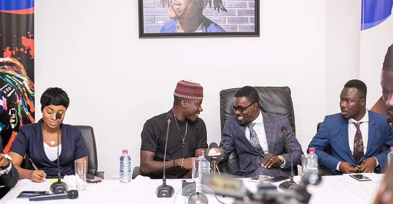 We Are Trying To Resolve Issues With Stonebwoy – Zylofon Music PRO