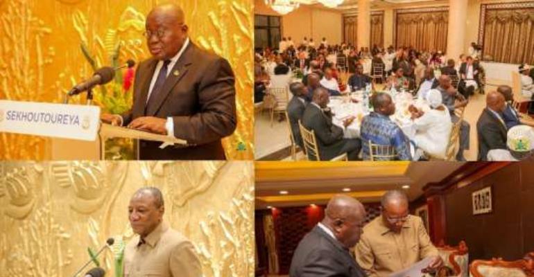 President Akufo-Addo urges value addition on regional exports