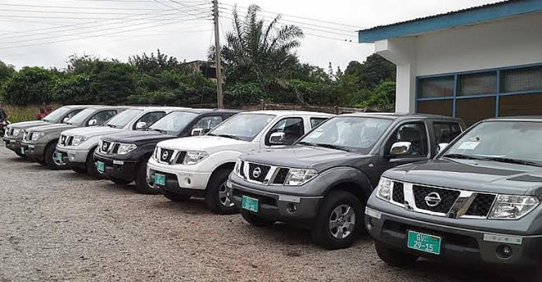 Car stealing syndicate busted in Tarkwa
