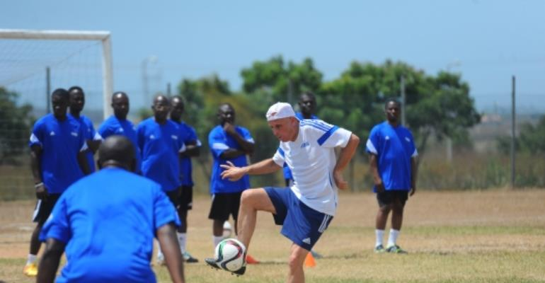 Ghana FA collaborates with FIFA to organize course for U-15 Academy coaches