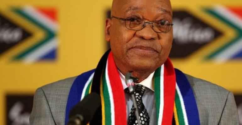Opposition's Racism In South Africa
