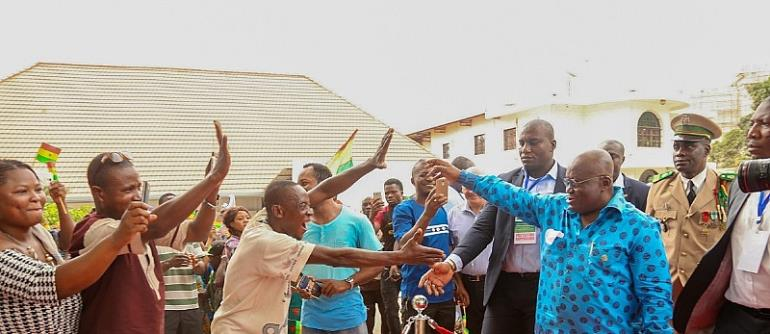 We'll Provide Jobs For Galamseyers – Akufo-Addo