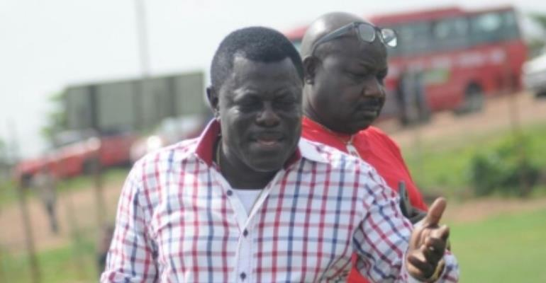 'Silent' Kotoko chief Dr Kwame Kyei opens up on development at struggling giants