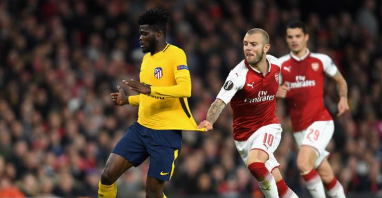 EUROPA LEAGUE: Iwobi confident Arsenal will reach final, win title for Wenger