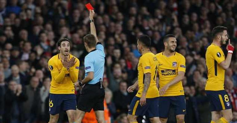 Atletico Madrid gears up for Europa League clash vs Arsenal