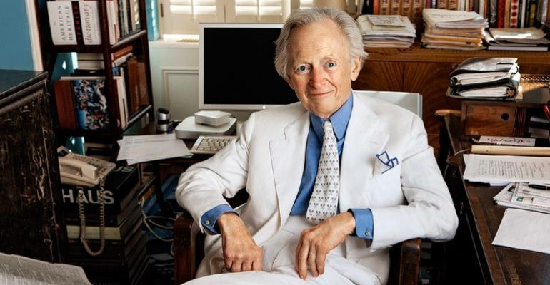 Tom Wolfe the Parajournalist