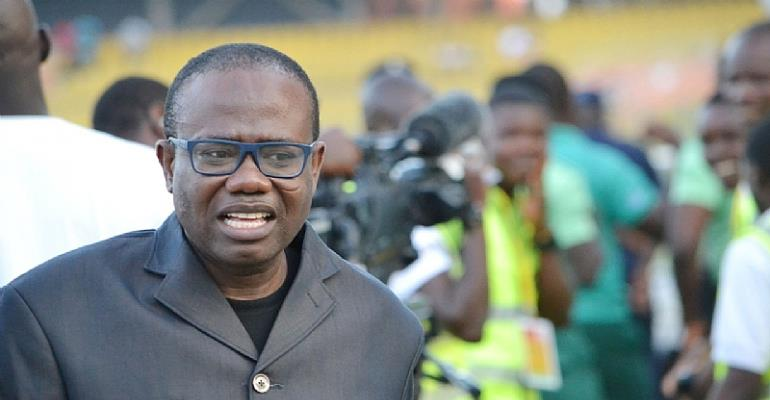 REVEALED... This Is What FIFA Council Member Kwesi Nyantakyi Said In Anas Video