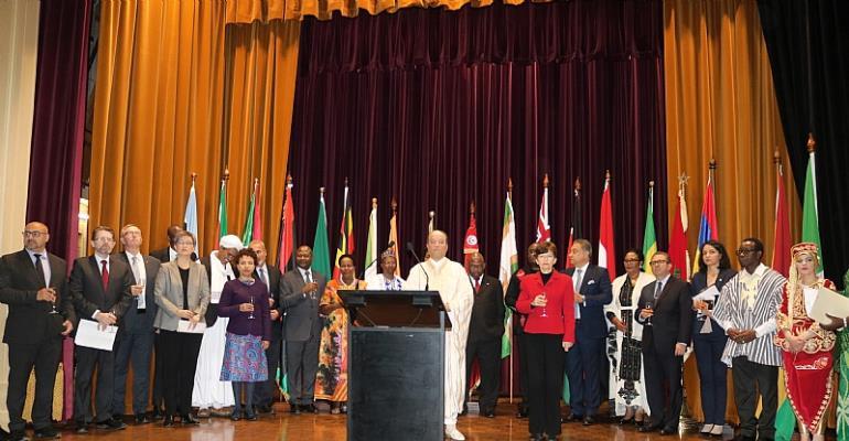 Africa Day Celebration In Australia