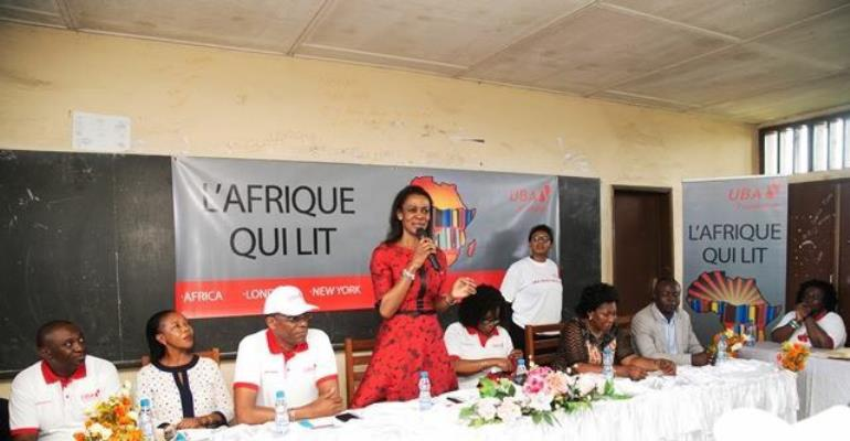 UBA Foundation Launches Read Africa Initiative In Gabon, Mozambique