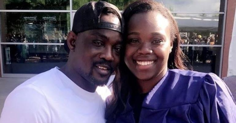 Image result for Pasuma Very beautiful daughter graduates from University in Atlanta.USA!(Photos)