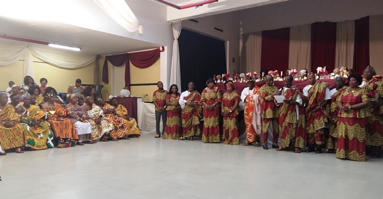 GaDangme Association In Brescia Inaugurated
