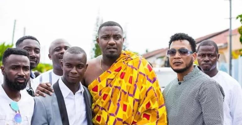 I've Not Bleached; US Weather Lightened My Skin – Nana Boroo Claims