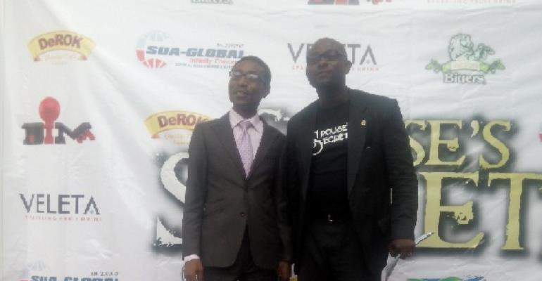 Actor, Sam Uche Anyamele Movie 'Spouse's Secret' Rated 15 by NFVCB