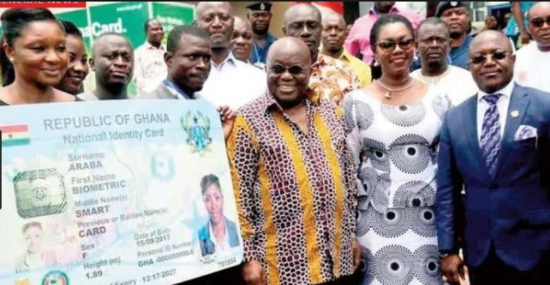 IMANI Report: Don't Mess Up the National ID System