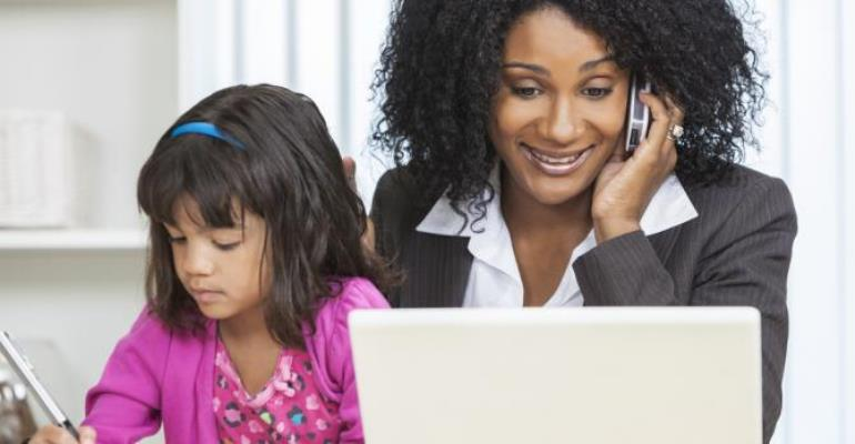 Top 5 Tips For Working Parents