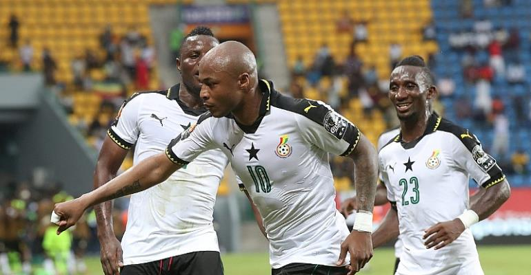 AFCON 2019: Andre Ayew rallies Kumasi fans ahead of Ethiopia qualifier