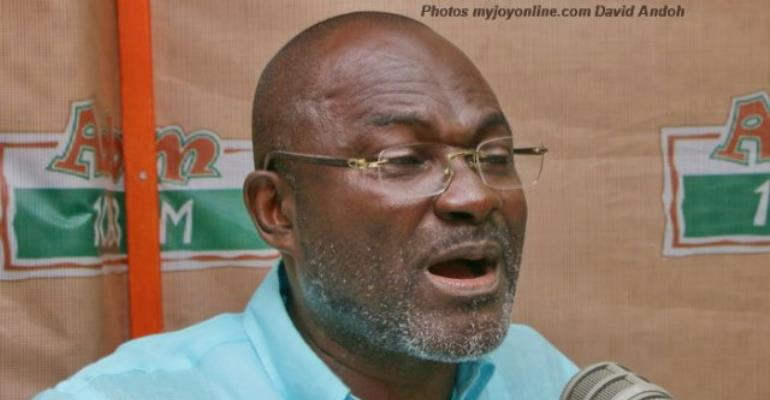 Ken Agyapong loses Oman FM broadcaster to Cocobod
