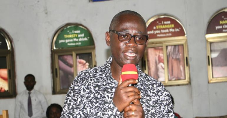 Professor Kwasi Opoku-Amankwah