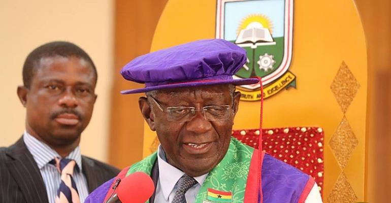 Kufuor Baptized Corruption In Ghana